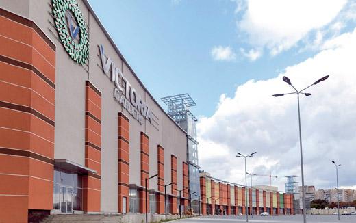 ТРЦ Victoria Gardens по ул. Кульпарковской, 226-а во Львове