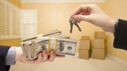 Сколько договоров купли-продажи квартир, жилых домов и земельных участков было зарегистрировано в Харьковской области в 2019 году?